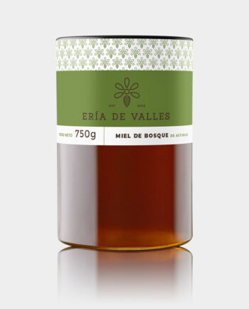 Miel natural de Bosque de Asturias