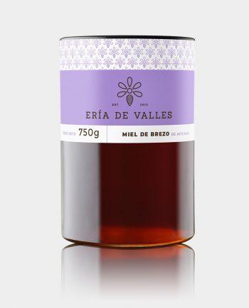Miel natural de Brezo Eria de Valles
