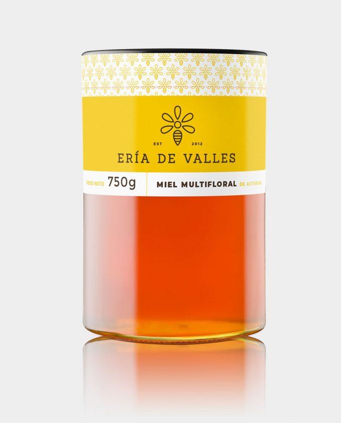 Miel Multifloral Eria de Valles