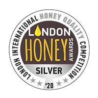 Sello Silver Award International London Honey