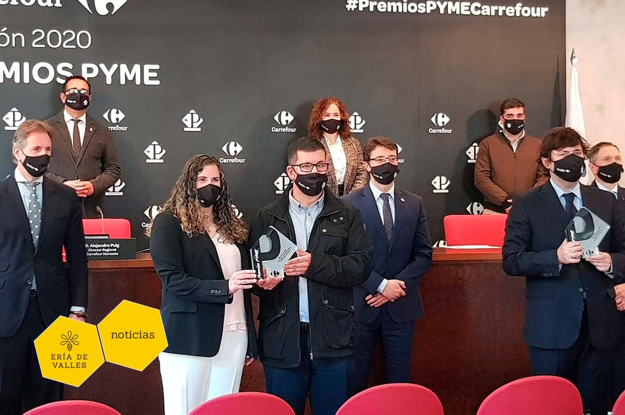 Premios Pyme Carrefour Transición Alimentaria