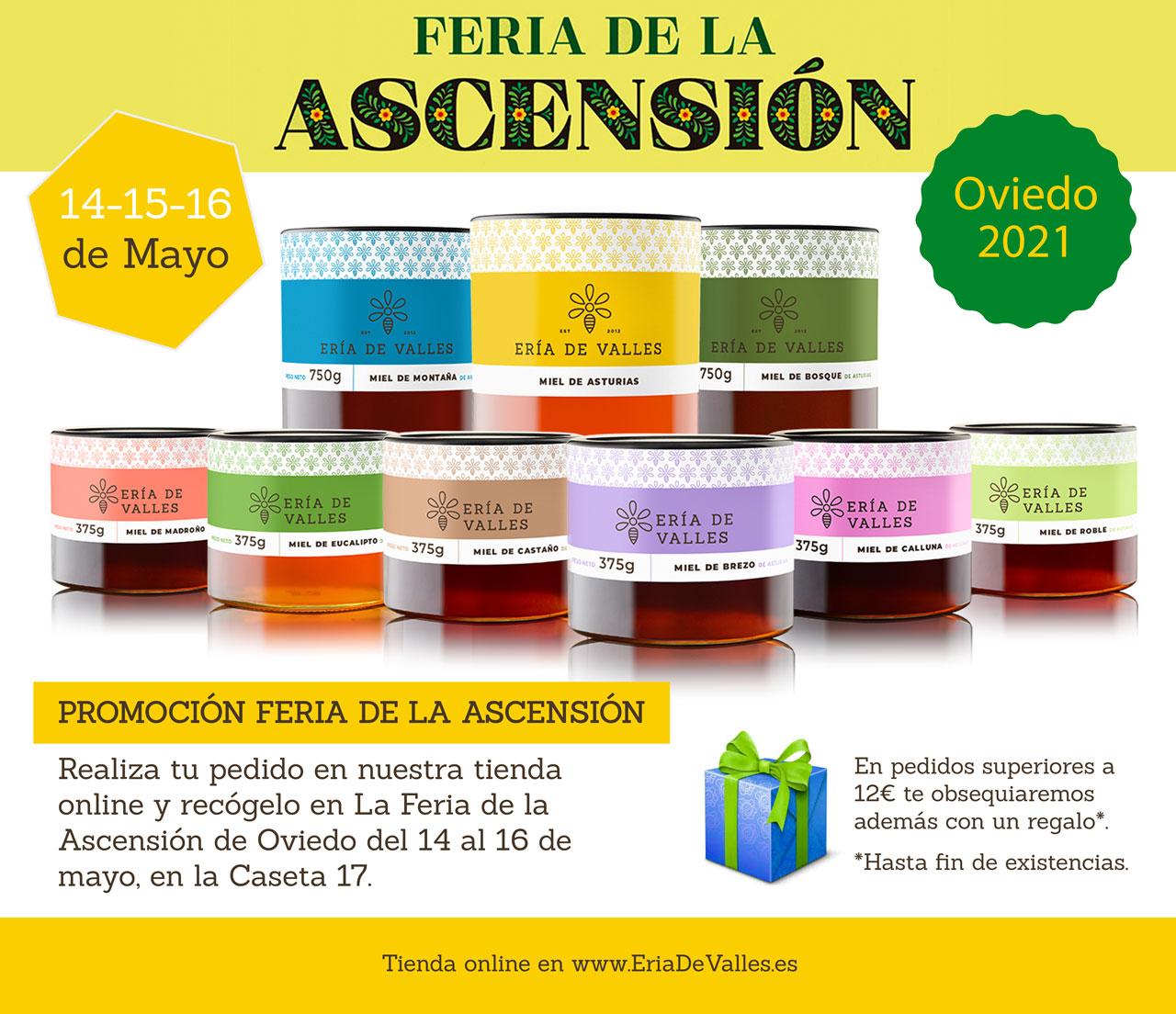 Promoción Feria de la Ascensión de Oviedo 2021